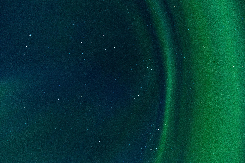 Outdoor- und Aktivurlaub Schweden Lappland - Polarkeis und Polarlichter