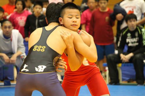 年全国中学生選手権 女子58kg級   JWF …