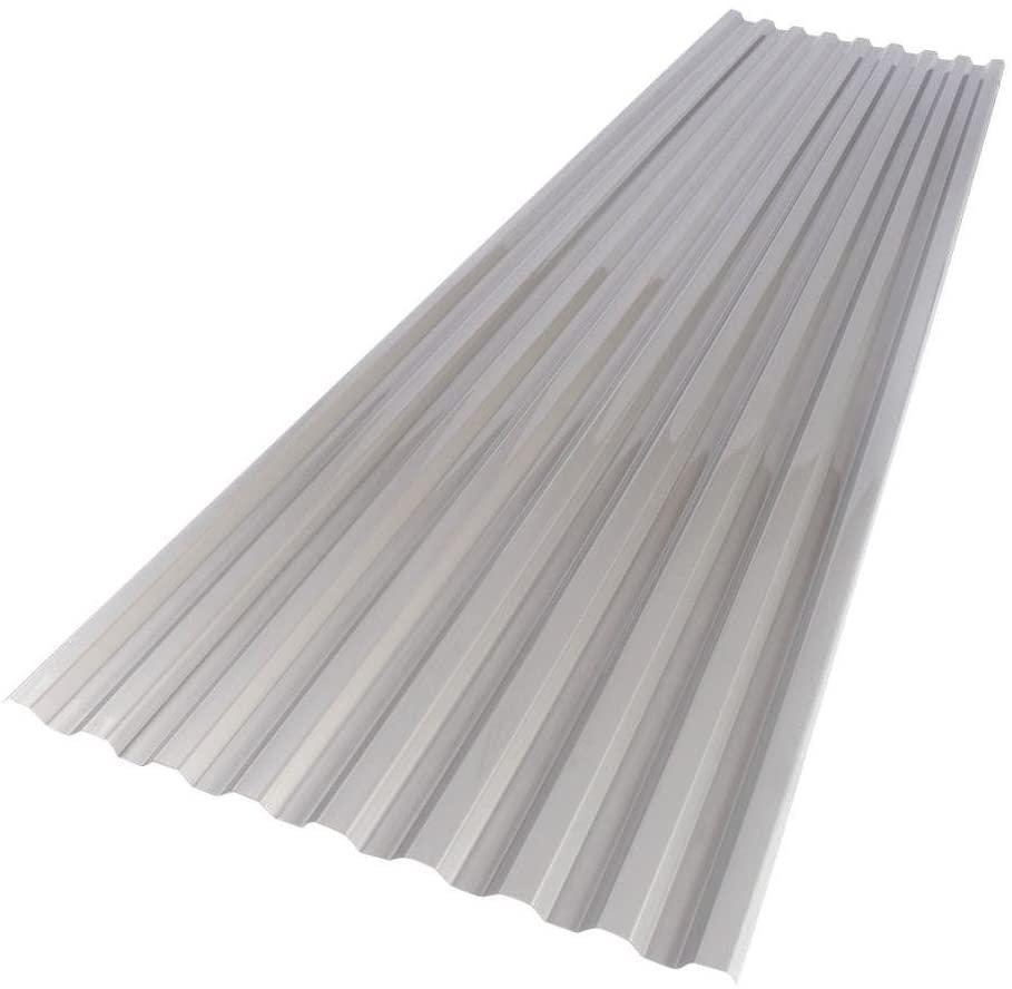 Panel plástico reforzado fibra de vidrio FRP Características y Usos