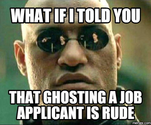 "Sorry Morpheus dude... apparently money and corporate status will make it ""the standard"""