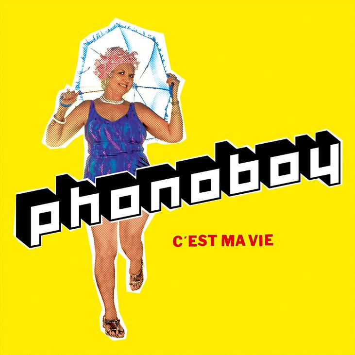 C'est ma vie (Single 2005 - Redwinetunes/ Pias /Roughtrade) incl. Thies Mynther, Remmicks, Diska Rmx