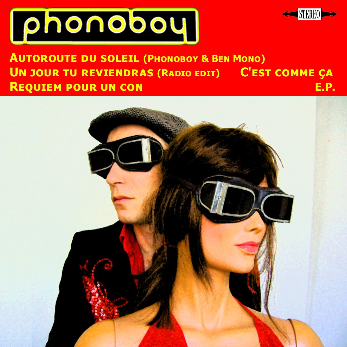 Autoroute du Soleil (EP 2011 - Smarten Up /Roughtrade)