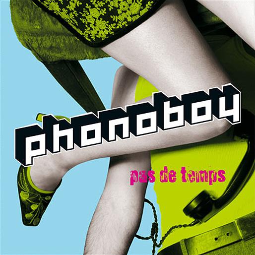 Pas de Temps (Single 2007 - TV Eye Records / Cargo)