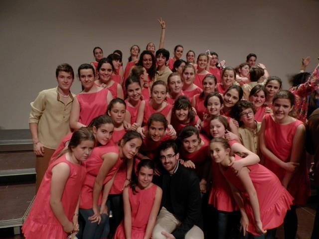 PRIMER PREMIO 19 Certamen Internacional Juvenil de Torrevieja 2013