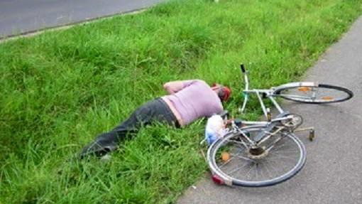 Такие фото периодически появляются в венгерской прессе. А может бедняга просто устал?