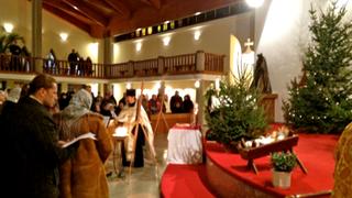 Православное Рождество в Венгрии Image