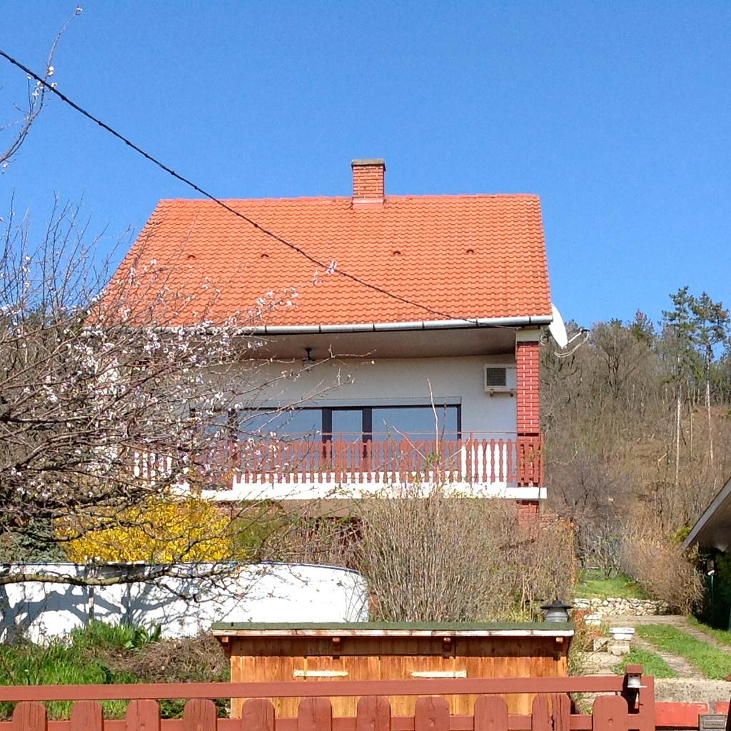 Дом с панорамой на Балатон стоимостью 90 тыс.евро