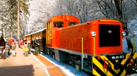 Mikulásvonat (Поезд Микулаша)