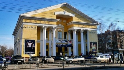 Кинотеатр Дружба, в котором пройдет фестиваль