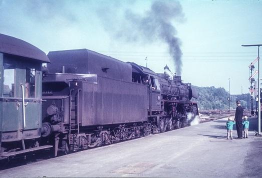 Uelzen 1966  I  Copyright by Stiftung Eisenbahn Archiv Braunschweig