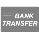 Bank transfer in advance