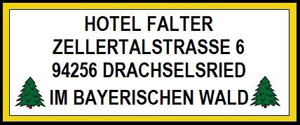 Hotel Falter Drachselsried Bayrischer Wald