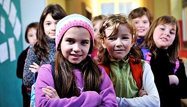 Wenn der Lehrer etwas Neues lernt, freut das alle in der Schule © panthermedia.net / dotshock