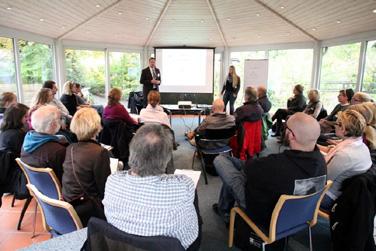 Eigene Seminare oder Tagungen in Heimvolkshochschulen