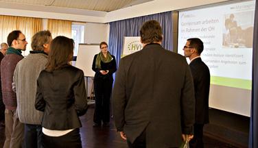 HVHS-Kooperation mit Hochschulen