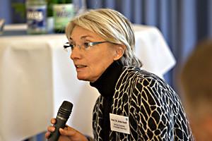 Professorin Dr. Anke Hanft aus Oldenburg