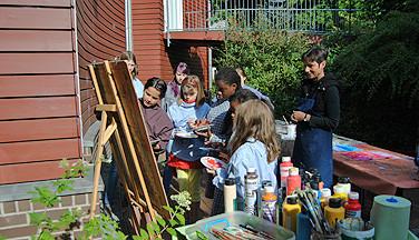Familienseminare in den Ferien gehören zum Profil der KLVHS Oesede.