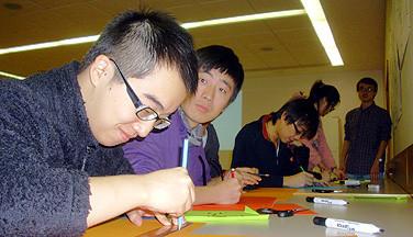 Ausländische Studierende in der HVHS Mariaspring
