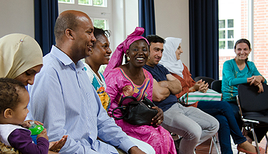 Seminare der Heimvolkshochschulen zu Flucht, Migration, Asyl