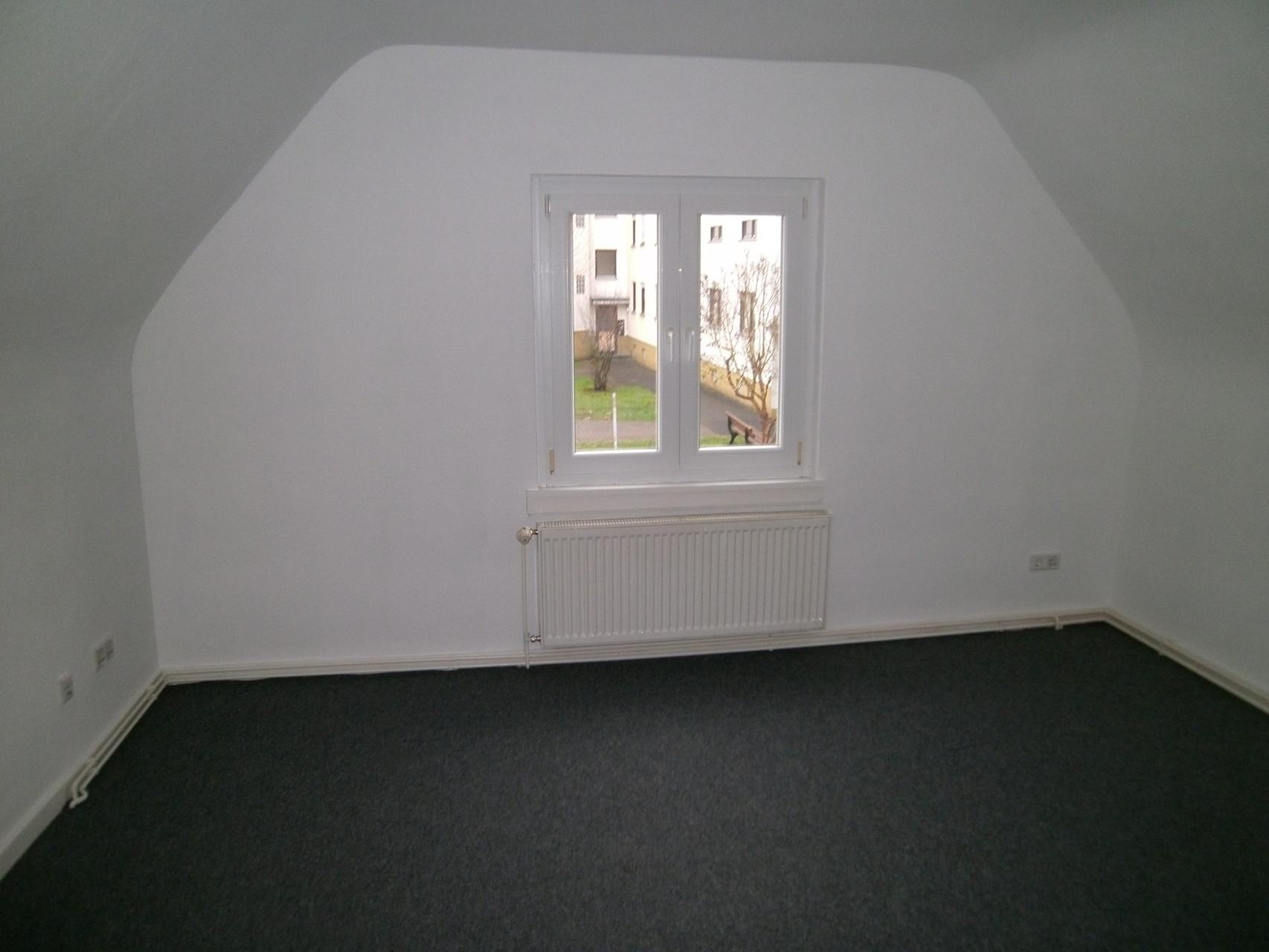 Das selbe Zimmer nachher...