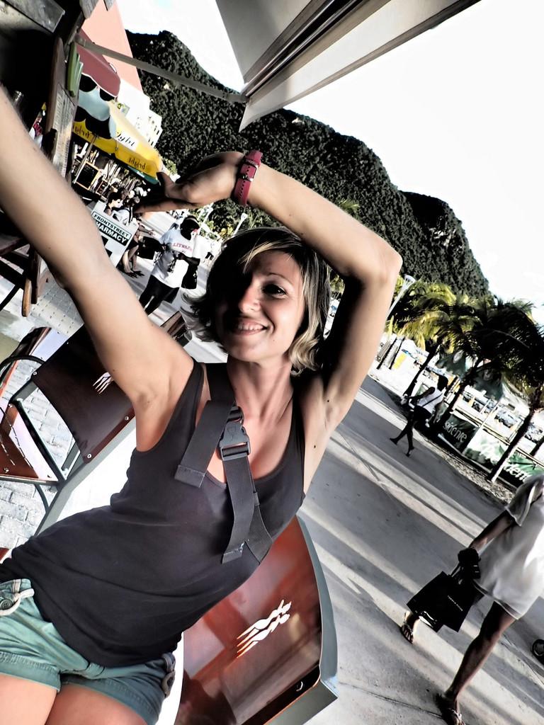 Tanzen in Sint Maarten