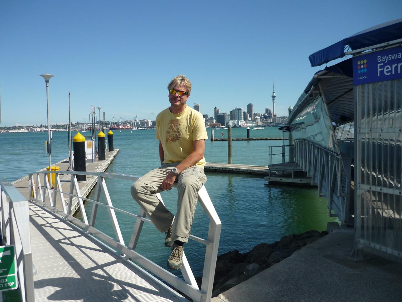 Mal wieder in Auckland :-)