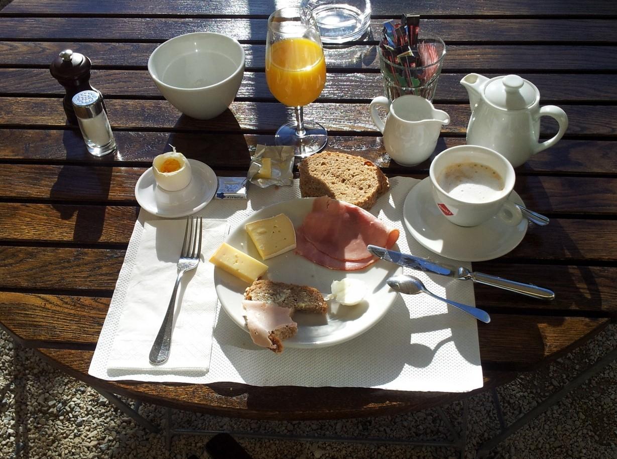 Schweizer Frühstück! ;-)