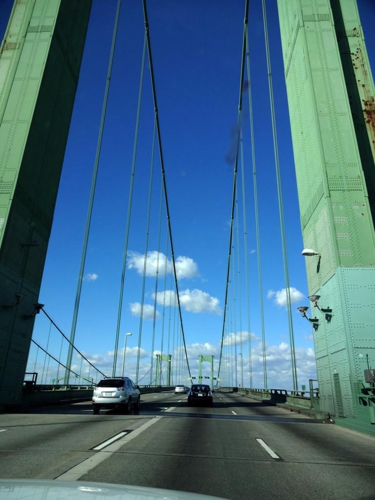 Auf denm Weg nach Baltimore