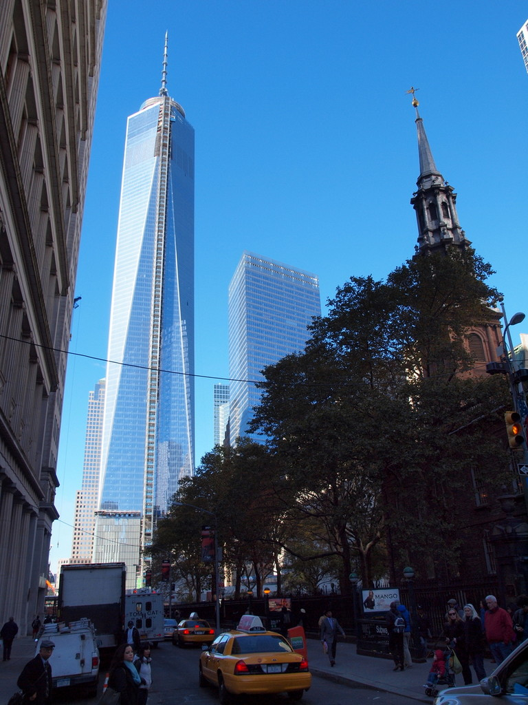 "Das ""neue"" World Trade Center"