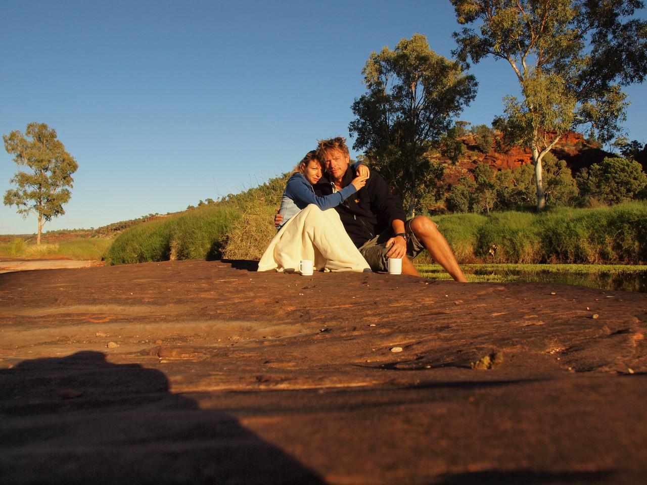 ...ein Morgen in Australien