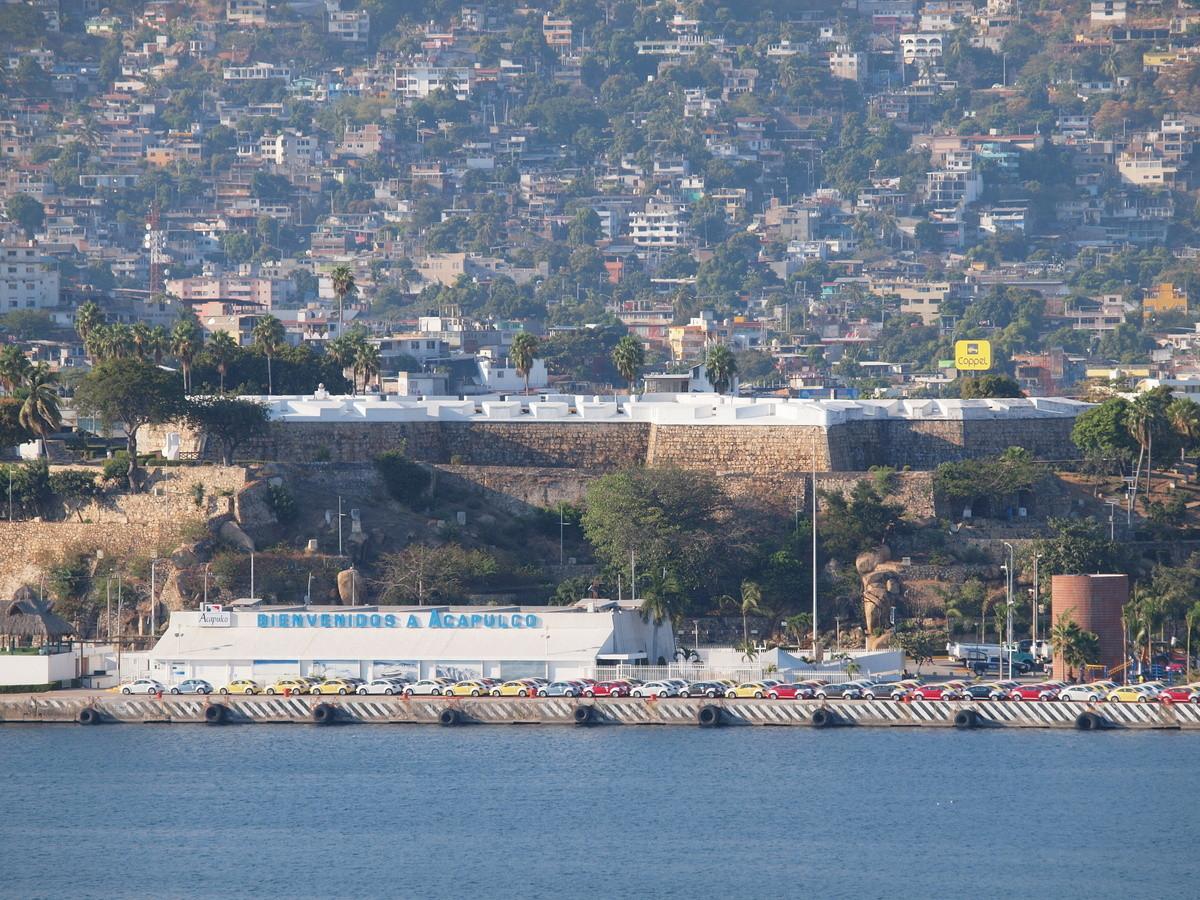 """Der Blick von """"unserer"""" Terrasse machte einen Stadtrundgang überflüssig!"""