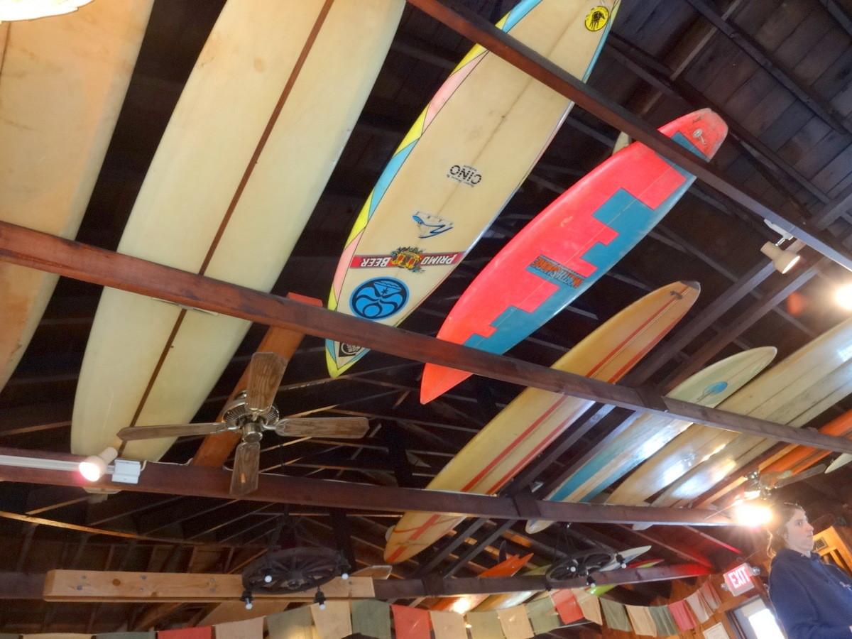 ...Surfboards