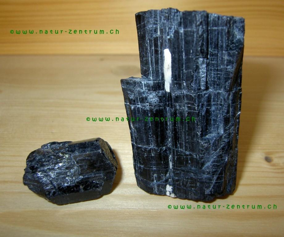 Turmalin schwarz