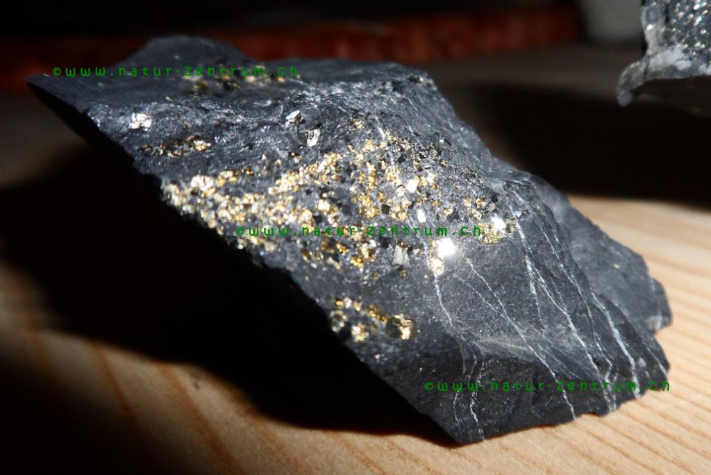 Pyrit aus Grindelwald