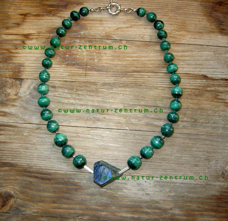 Malachite, Azurite-Malachite