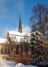 Abbey Vadstena, Sweden