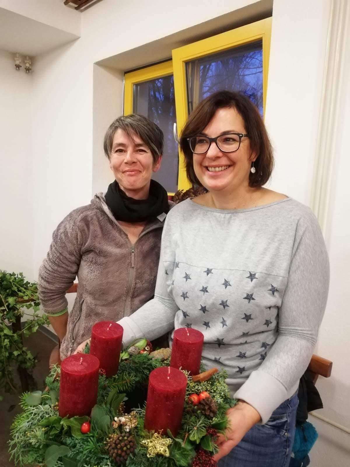 Ines + Katrin