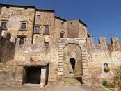 ingresso di Montecalvello