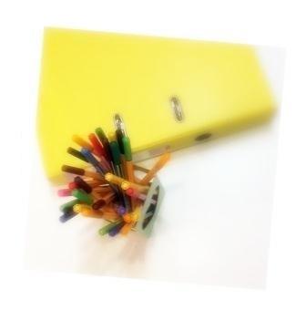 gelbe Mappe