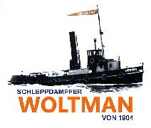 Dampfschlepper Woltman