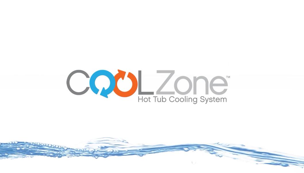 Nutzen Sie Ihren Whirlpool Spa auch im Sommer mit CoolZone