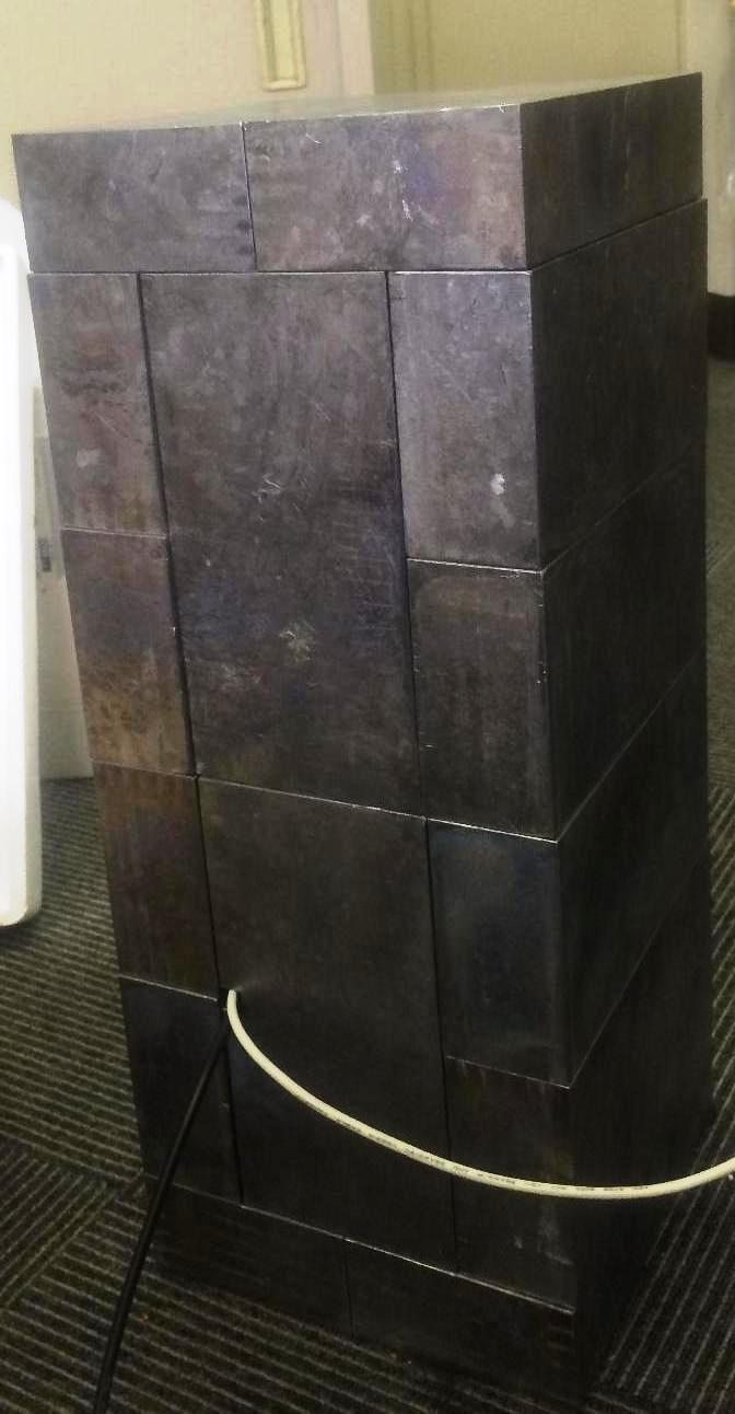 鉛板(ブロック)16枚 約181kg