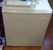 測定用冷蔵庫外観