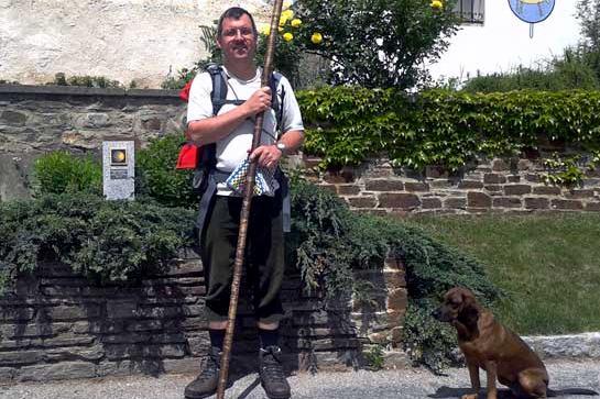 Volker aus Fridolfing, Bayern
