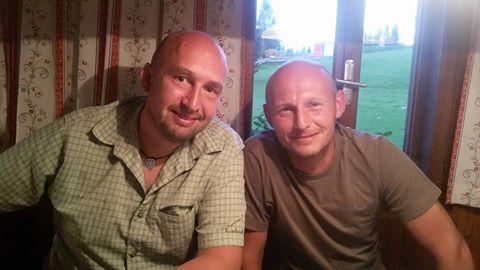 Andreas aus Södingberg und Hannes aus Schwanberg, Steiermark