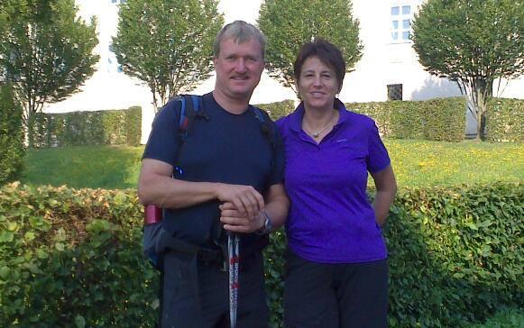 Harald und Maria aus Aibl, Steiermark