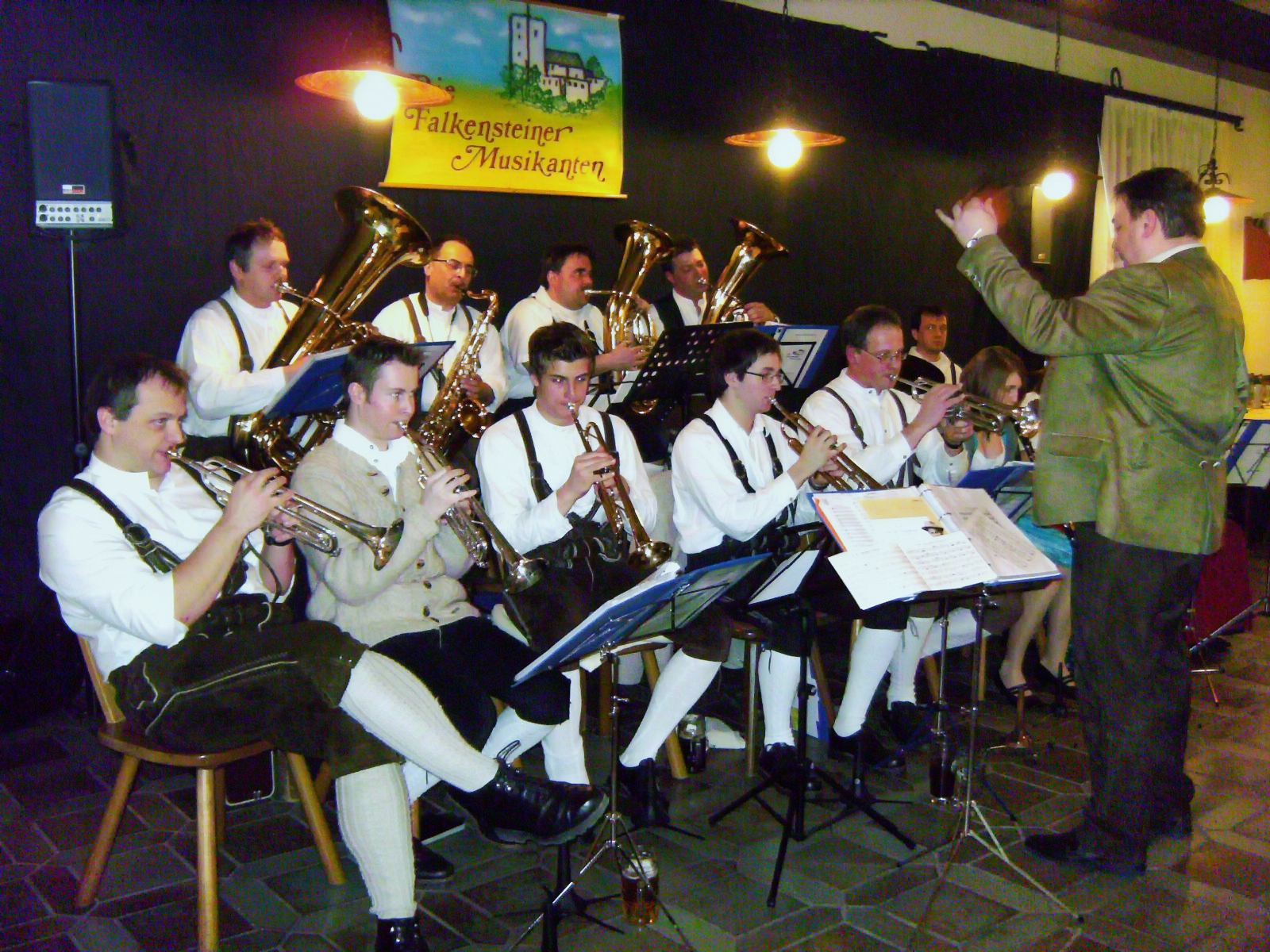 Bockbierfest in Falkenstein 2009