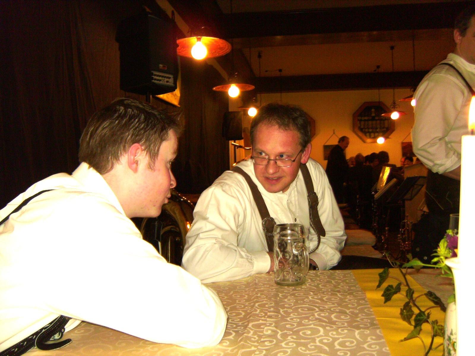 Bockbierfest in Falkenstein 2009