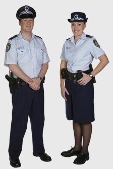 policías - emigrar a australia - vivir en australia