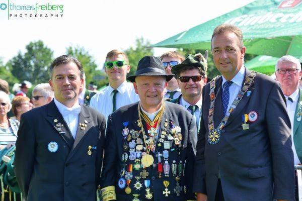 Europaschützenfest 2015 Karl von Habsburg